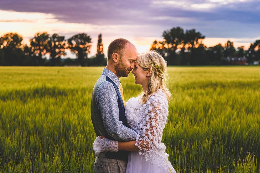 hush venues norwich, woodland wedding outdoors
