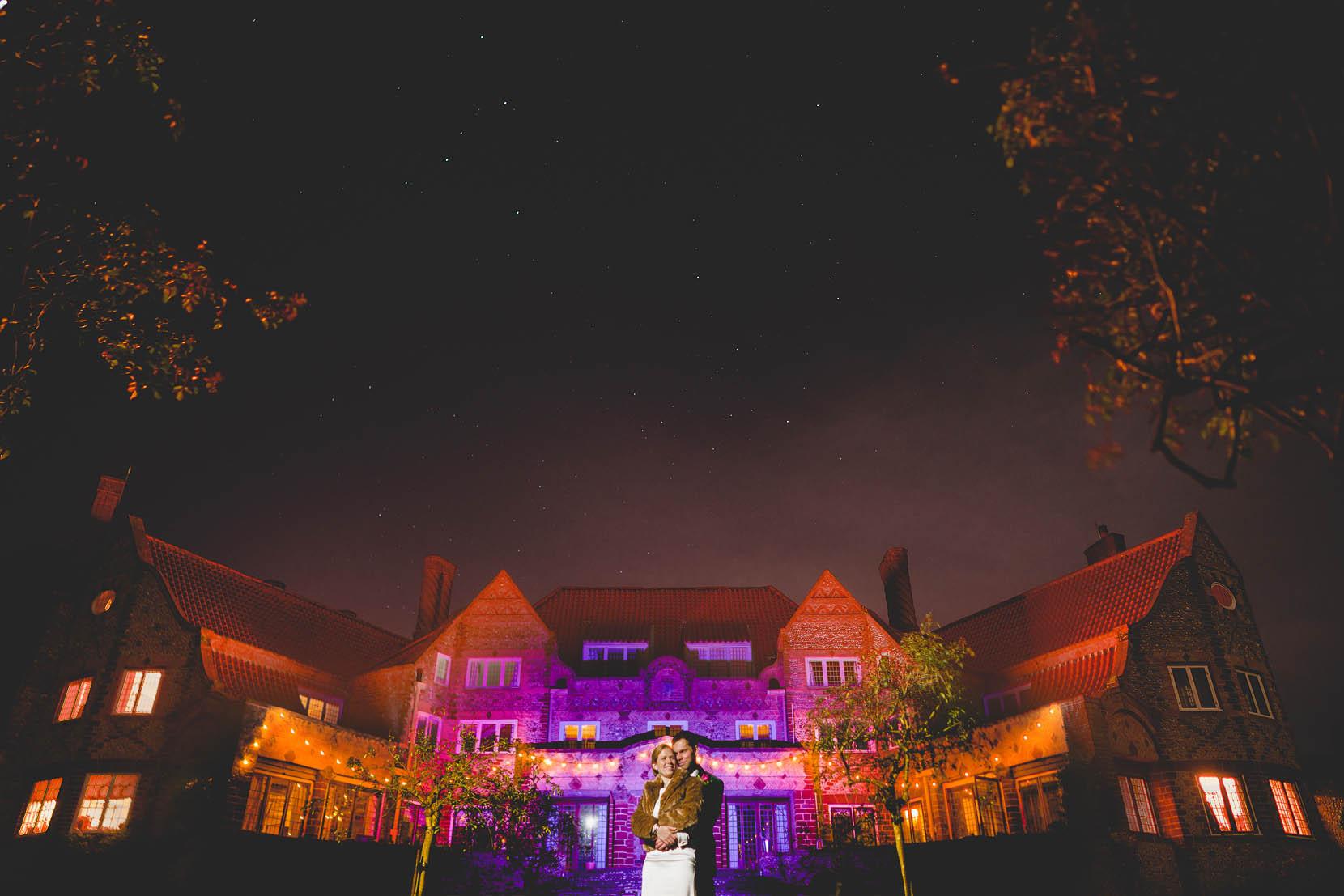 Wedding Photgraph at Voewood with Imogen & Jurriaan