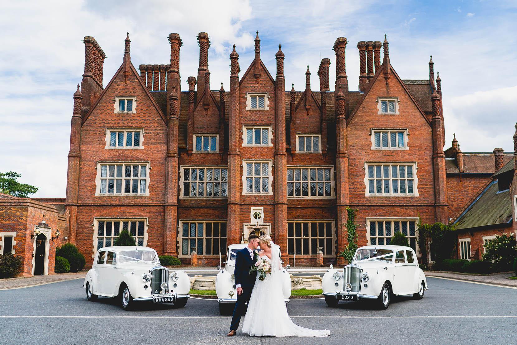 The Dunston Hall Wedding of Nathan and Jade